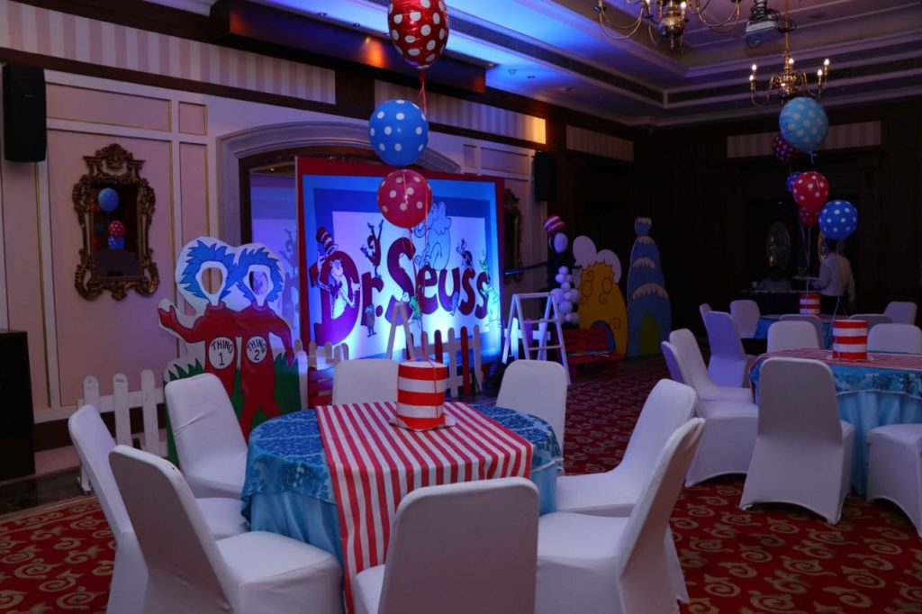 party decoration in faridabad
