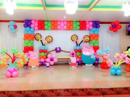 Birthday Decoration Planner