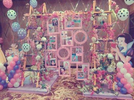 birthday party planner in Faridabad