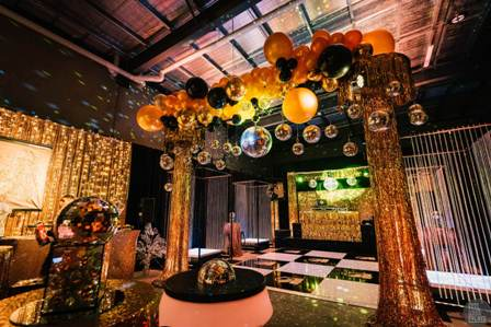 studio 54 themed party