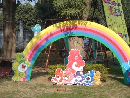Rainbow Themed Party Ideas