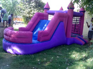 Castle Bouncy On Rent