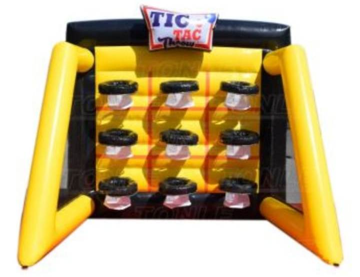 Tic-Tac Inflatable Game On Rent