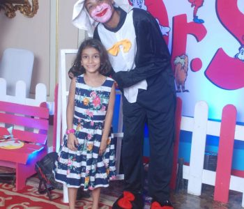 clown for birthday party and events