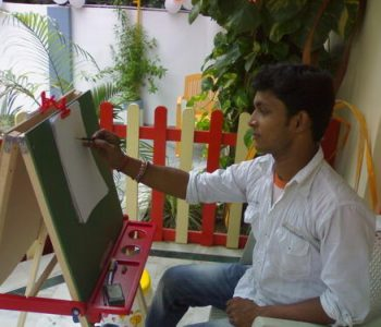 sketch artist for birthday party & events