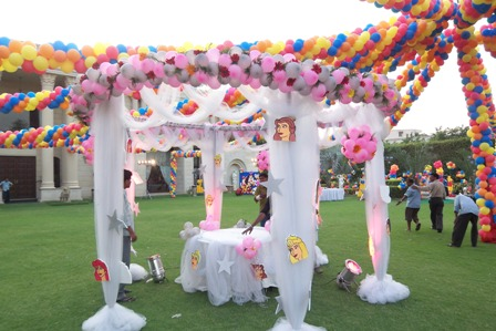 Birthday World—A preeminent Birthday Party Organiser in Faridabad