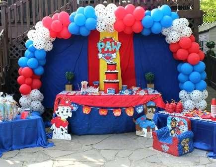theme party ideas
