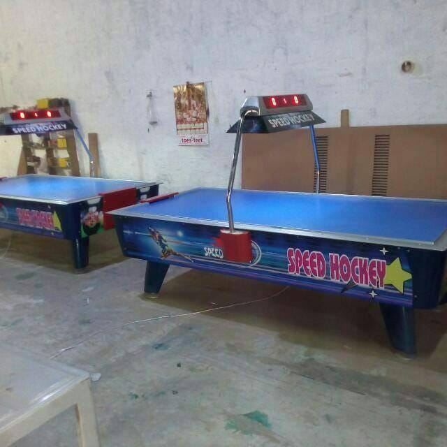 Rent Air Hockey Table Game for Ultimate Fun