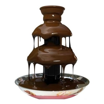 Chocolate fountain machine on rent in Delhi NCR