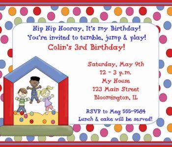 whatsapp invite for birthday party